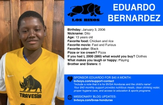 sponsorship cards Eduardo